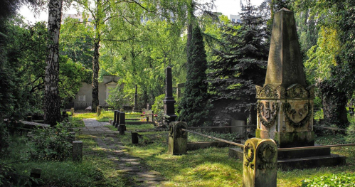 "13.10.2019 (11:00) ""MORS EST VITA"" - Cmentarz Ewangelicko-Reformowany [Spacer]"