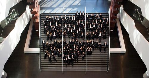 Zaproszenie na Koncert WIELKA SYMFONIA do Narodowego Forum Muzyki  I Einladung zum Konzert GROSSE SYNFONIE im Nationalen Forum der Musik 11.10.2019