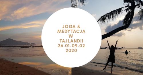 Joga na rajskiej wyspie w Tajlandii 26.01-09.02.2020