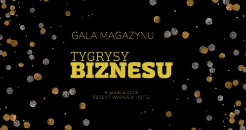 Gala Magazynu TYGRYSY Biznesu
