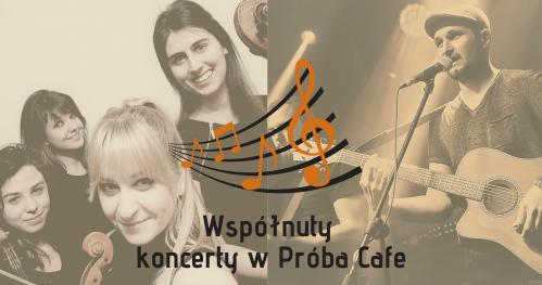 Koncert Kwartet Anima & Kruk - Współnuty