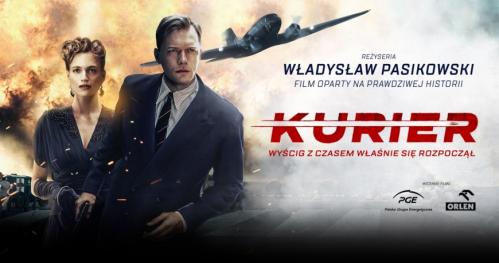 """""""Kurier"""" - film o Janie Nowaku-Jeziorańskim, którego życiową misją była wolna Polska."""