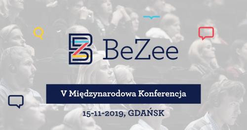 BeZee 2019 warsztaty: Swobodna zabawa a kompetencje XXI wieku