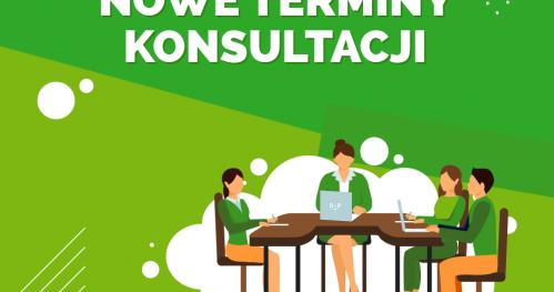 Darmowe Konsultacje Październik 2019 - Dąbrowski Inkubator Przedsiębiorczości