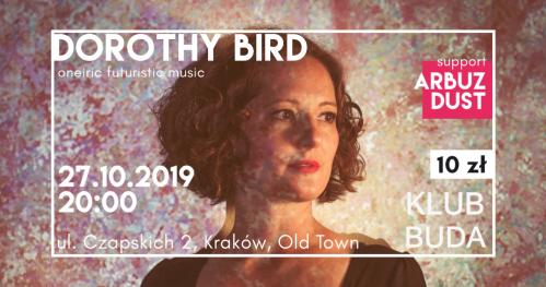 Dorothy Bird live @Klub Buda