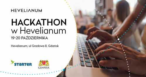 Hackathon w Hevelianum