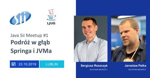 Meetup technologiczny: Podróż w głąb Springa i JVMa