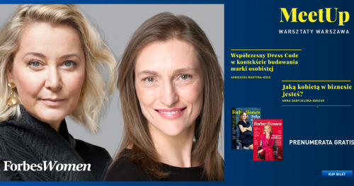 Forbes Women MeetUp WARSZAWA
