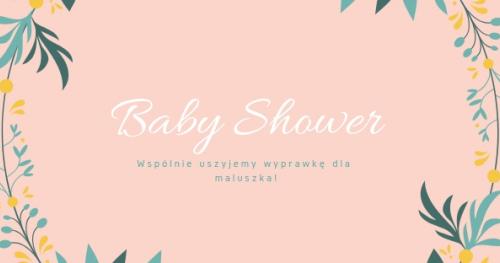 Urodziny, Baby shower