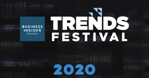 Business Insider Trends Festival 2020 - bilety