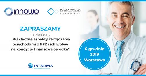 Praktyczne aspekty zarządzania przychodami z NFZ i ich wpływ na kondycję finansową ośrodka_Warszawa