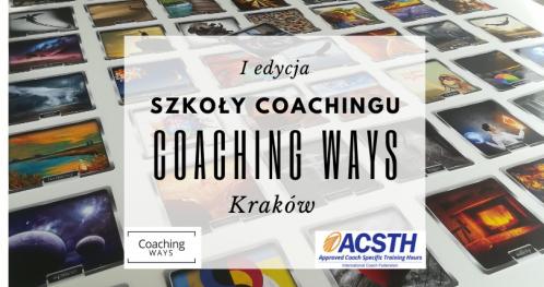 Szkoła Coachingu Coaching Ways (ICF ACSTH)