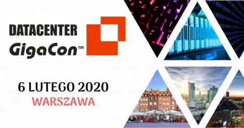 Bezpłatna konferencja Data Center GigaCon