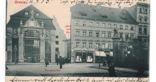Bezpłatna wycieczka - śladami Gerharta Hauptmanna po Wrocławiu