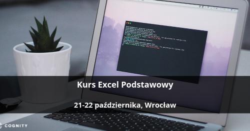 Kurs Excel Podstawowy - Wrocław