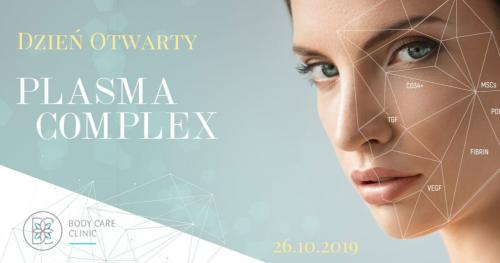 Dzień Otwarty Plasma Complex w Body Care Clinic