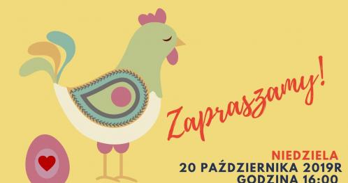"""""""Pstra Kokoszka"""" - Interaktywne widowisko muzyczne dla dzieci"""