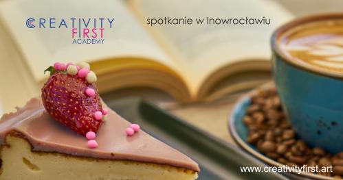 Przy kawie o kreatywności - Inowrocław