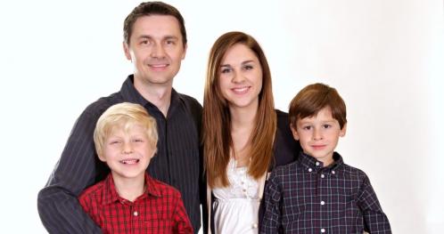 4 kroki do silnej rodziny - warsztat dla rodziców