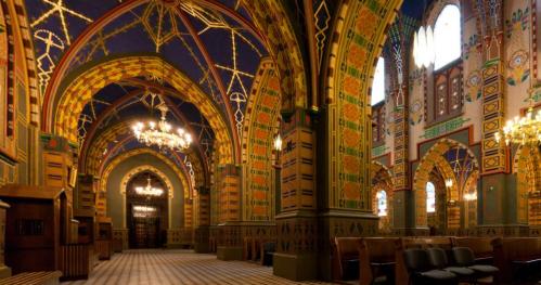 07.12.2019 - Unikatowy kościół i gorące źródła. Turek i Uniejów. [Wycieczka autokarowa]