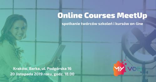 Online Courses MeetUp #1