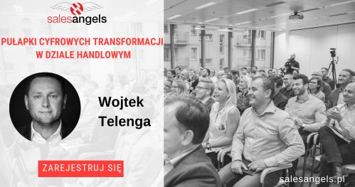 """Poznań: """"Pułapki cyfrowych transformacji w dziale handlowym"""""""