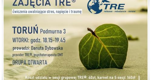 TRE® w Toruniu - zajęcia grupowe