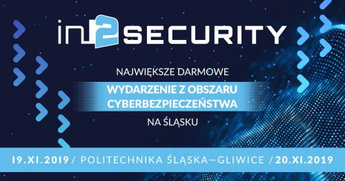 In2Security - Wykłady i warsztaty z Cyberbezpieczeństwa