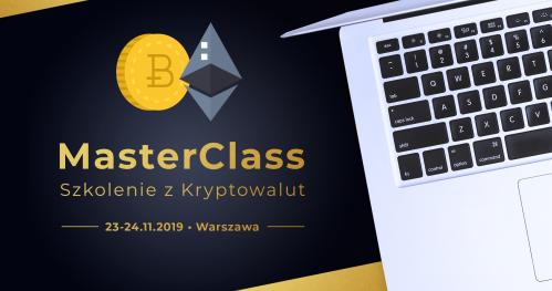 WarsawJS MasterClass #8 - Kryptowaluty