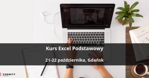 Kurs Excel Podstawowy - Gdańsk