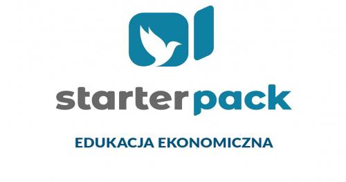 STARTER PACK - EDUKACJA EKONOMICZNA / premiera wydawnictwa dla szkół