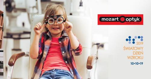 Badanie wzroku w Mozart Optyk