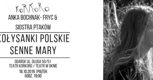 Kołysanki polskie, senne mary.