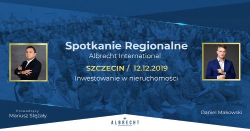 Szczecin - spotkanie regionalne / inwestowanie w nieruchomości