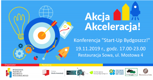 "Konferencja ""Start-Up Bydgoszcz!"""