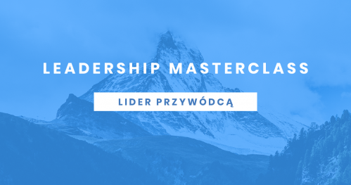 Leadership Masterclass   Lider przywódcą   Bee Talents