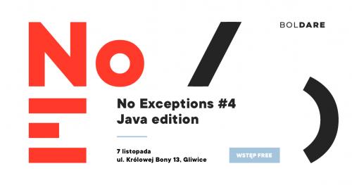 No Exceptions #4 | Java Edition