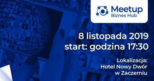 Meetup - Biznes Hub - #1