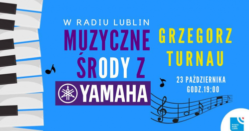Koncert Grzegorza Turnaua w Radiu Lublin