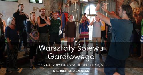 Warsztaty śpiewu gardłowego | prow. Michał E-Shu Szerląg