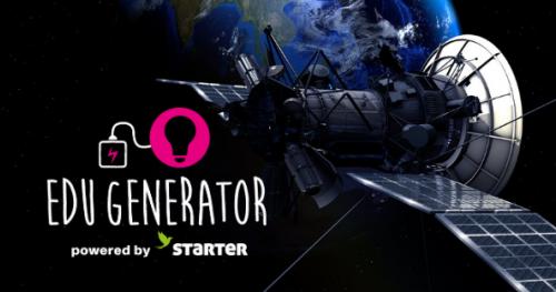 Edu Generator w kosmosie: Satelitarne obserwacje Ziemi