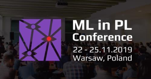 ML in PL Conference 2019 Regular Registration