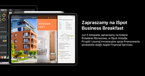 iSpot Business Breakfast - Apple Financial Services