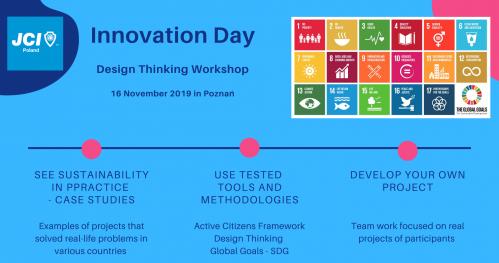 Innovation Day - Design Thinking Workshop in Poznań