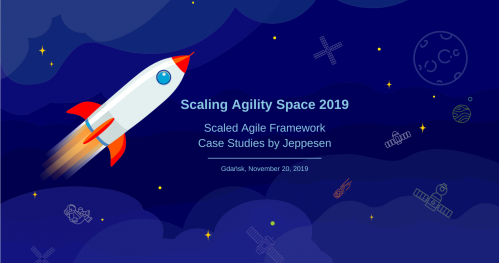 Scaling Agility Space