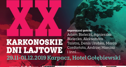Festiwal górski Karkonoskie Dni Lajtowe