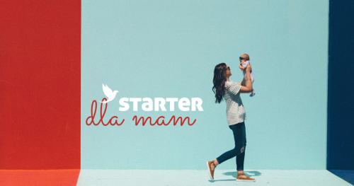 STARTER DLA MAM // Mama w IT. // 12.12.2019