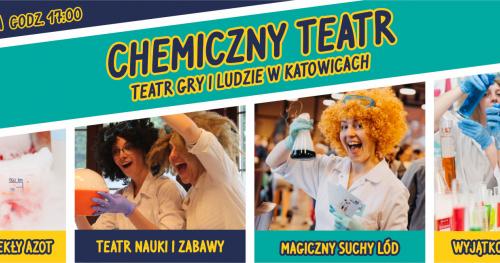 Chemiczny Teatr w Katowicach vol.2!