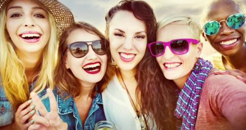 Z odwagą do (u)śmiechu, czyli jak cieszyć się życiem