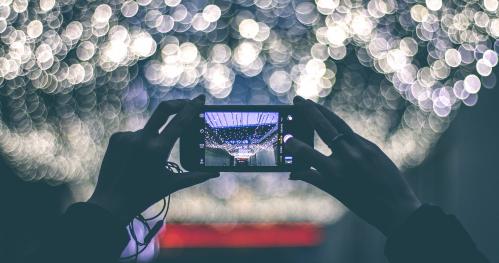 Fotografowanie wydarzenia kulturalnego - szkolenie dla organizatorów licealnych festiwali w ramach Sieci Warszawskich Festiwali Młodzieżowych